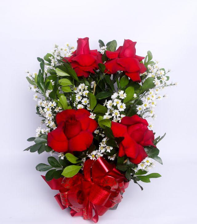 Arranjo Delicadeza de Rosas