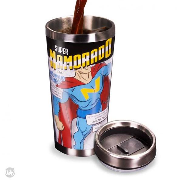 COPO TÉRMICO- SUPER NAMORADO